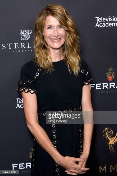 Actress Laura Dern arrives for the Television Academy Celebrates Nominees For Outstanding Casting at Montage Beverly Hills on September 7 2017 in...
