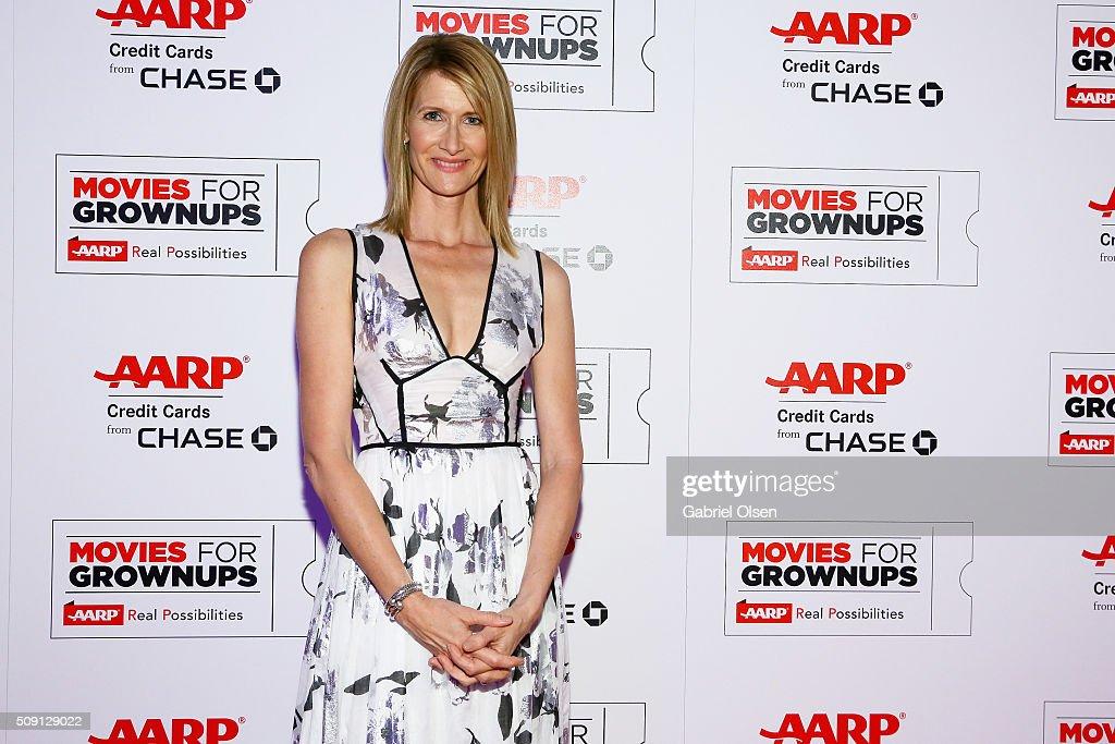 AARP's Movie For GrownUps Awards - Red Carpet