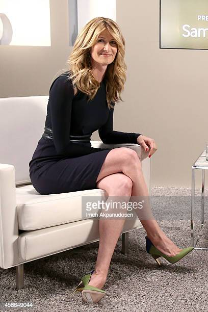 Actress Laura Dern attends day one of Variety Studio Actors On Actors presented by Samsung Galaxy on November 8 2014 in Los Angeles California