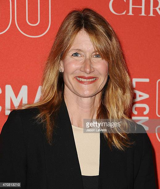 Actress Laura Dern attends LACMA's 50th anniversary gala at LACMA on April 18 2015 in Los Angeles California
