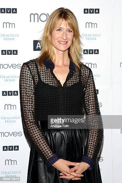 Actress Laura Dern attends New York Moves Magazine Presents Laura Dern 2014 Summer Issue Party at AVA Highline on June 4 2014 in New York City