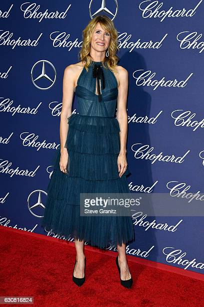 Actress Laura Dern attends the 28th Annual Palm Springs International Film Festival Film Awards Gala at the Palm Springs Convention Center on January...