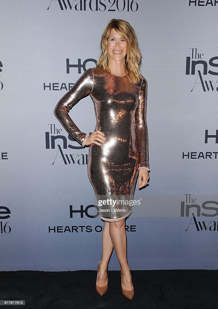 Actress Laura Dern attends the 2nd annual InStyle Awards at Getty Center on October 24, 2016 in Los Angeles, California.