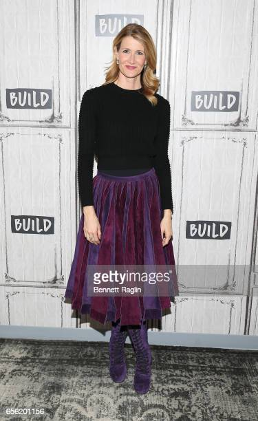 Actress Laura Dern attends the Build Series at Build Studio on March 21 2017 in New York City