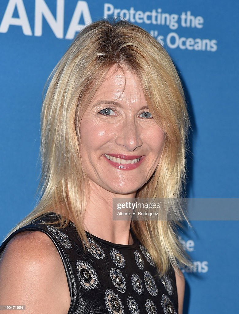 Actress Laura Dern attends the 'Concert For Our Oceans' hosted by Seth MacFarlane benefitting Oceana at The Wallis Annenberg Center for the Performing Arts on September 28, 2015 in Beverly Hills, California.