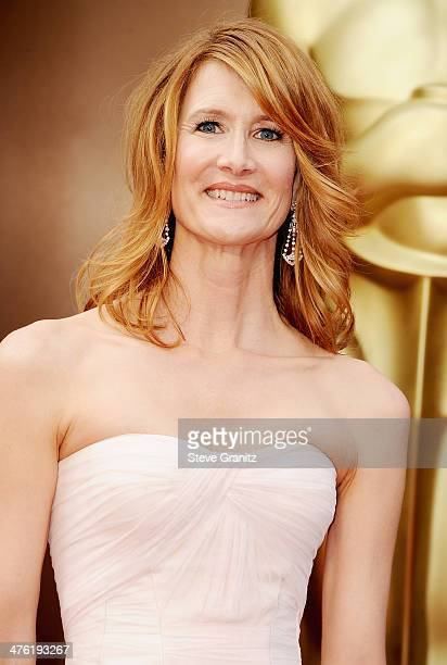 Actress Laura Dern attends the Oscars held at Hollywood Highland Center on March 2 2014 in Hollywood California