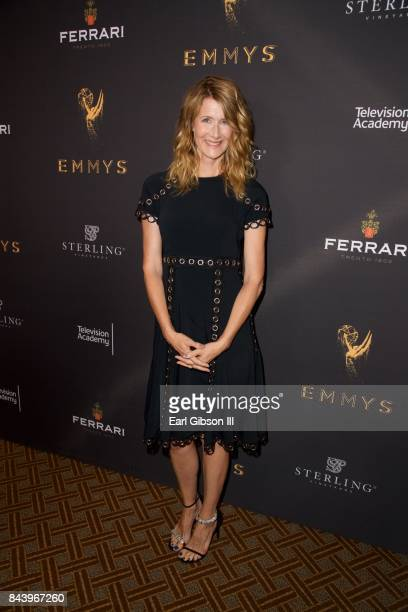Actress Laura Dern attends the Television Academy Celebrates Nominees For Outstanding Casting at Montage Beverly Hills on September 7 2017 in Beverly...