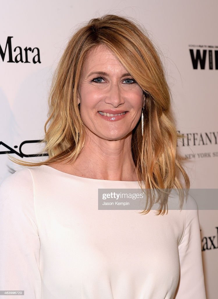 Actress Laura Dern attends Women In Film Pre-Oscar Cocktail Party presented by MaxMara, BMW, Tiffany & Co., MAC Cosmetics and Perrier-Jouet at Hyde Sunset Kitchen + Cocktails on February 20, 2015 in Los Angeles, California.