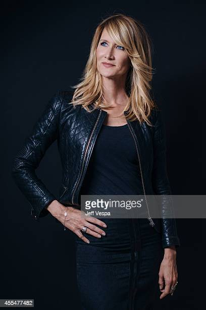 Actress Laura Dern is photographed for a Portrait Session at the 2014 Toronto Film Festival on September 4 2014 in Toronto Ontario