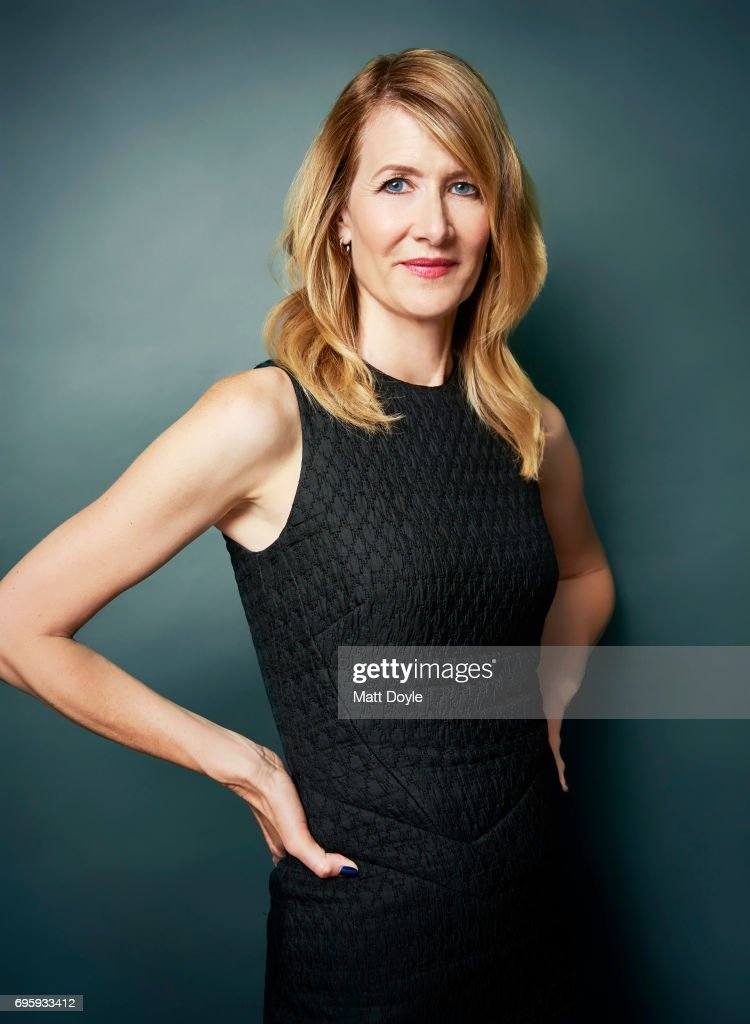 Laura Dern, Back Stage, May 31, 2017