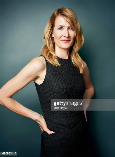 Actress Laura Dern is photographed for Back Stage on May 2 in New York City PUBLISHED COVER