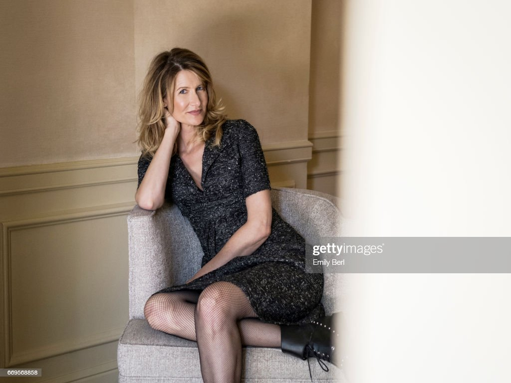 Actress Laura Dern is photographed for New York Times on February 15, 2017 in Los Angeles, California.