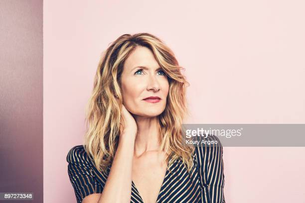 Actress Laura Dern is photographed for People Magazine on July 25 2017 at D23 Expo in Los Angeles California