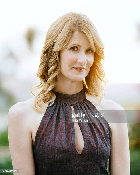 Actress Laura Dern poses for a portrait session at the 2015 Maui Film Festival on June 7 2015 in Wailea Hawaii