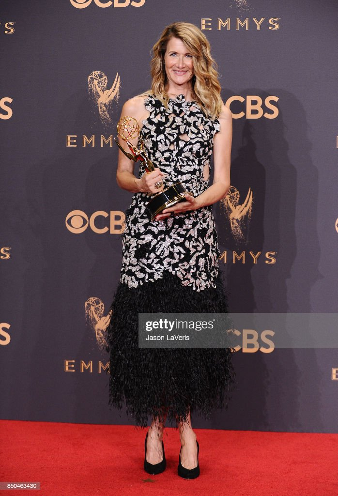 69th Annual Primetime Emmy Awards - Press Room : News Photo