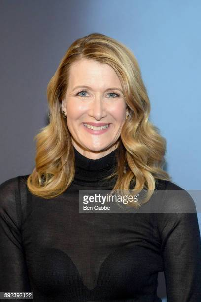 Actress Laura Dern visits the SiriusXM Studios on December 14 2017 in New York City