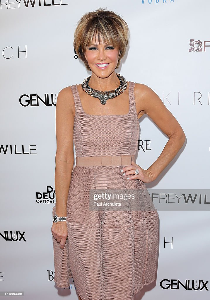 Actress Laura Dunn attends the Genlux Magazine summer issue release party at the Luxe Rodeo Drive Hotel on June 28, 2013 in Beverly Hills, California.