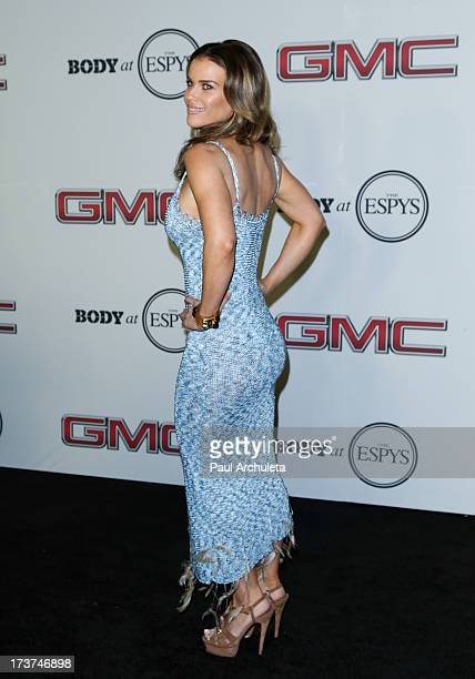 Actress Laura Easterlin attends the ESPN's 5th Annual Body At ESPYS at Lure on July 16 2013 in Hollywood California