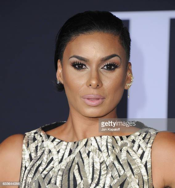 Actress Laura Govan arrives at the Los Angeles premiere 'Fifty Shades Darker' at The Theatre at Ace Hotel on February 2 2017 in Los Angeles California