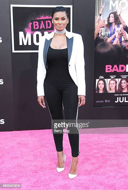 Actress Laura Govan attends the premiere of STX Entertainment's' 'Bad Moms' at Mann Village Theatre on July 26 2016 in Westwood California