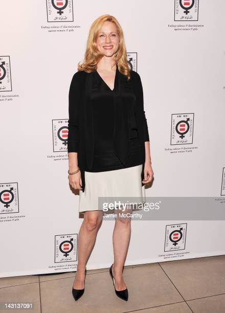 Actress Laura Linney attends the Equality Now 20th Anniversary Fundraiser at Asia Society on April 19 2012 in New York City