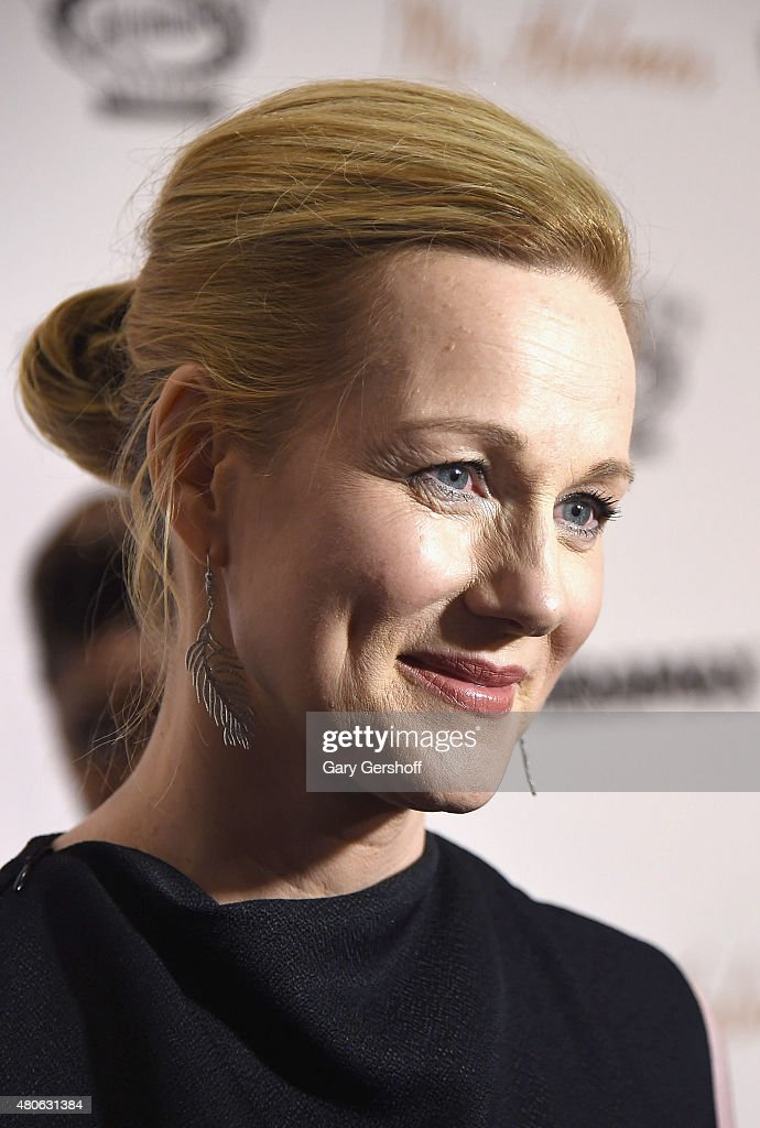 Actress Laura Linney attends the 'Mr. Holmes' New York Premiere at the Museum of Modern Art on July 13, 2015 in New York City.