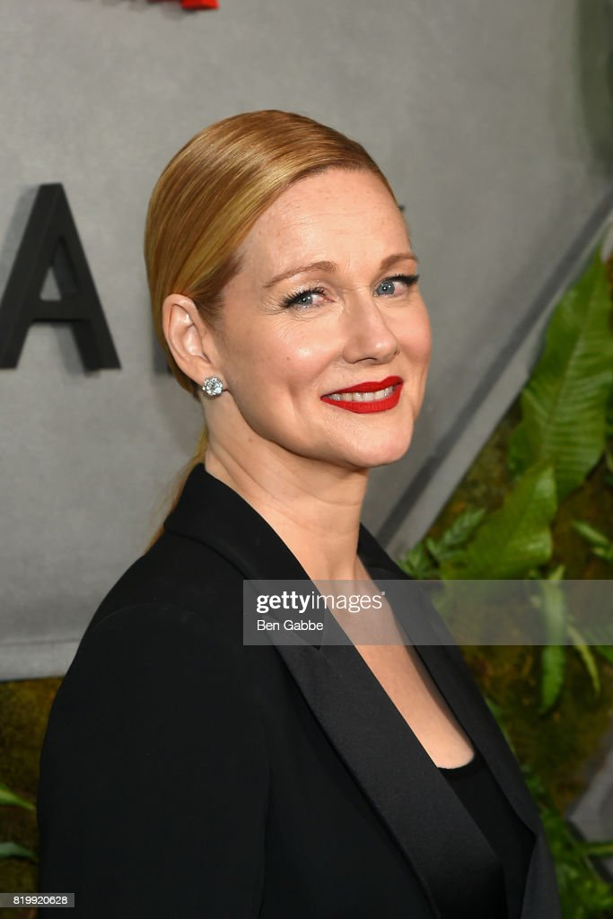 Actress Laura Linney attends the Netflix Original 'Ozark' New York Screening at The Metrograph on July 20, 2017 in New York City.