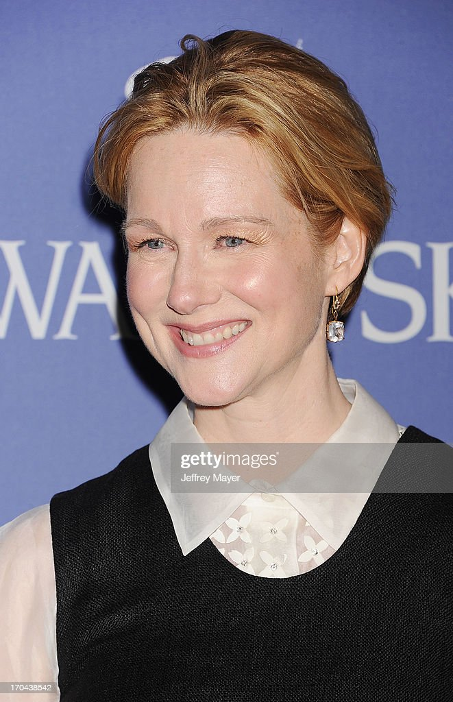 Actress Laura Linney attends Women In Film's 2013 Crystal + Lucy Awards at The Beverly Hilton Hotel on June 12, 2013 in Beverly Hills, California.