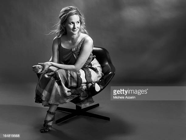 Actress Laura Linney is photographed for Arrive Magazine on May 2, 2011 in New York City.