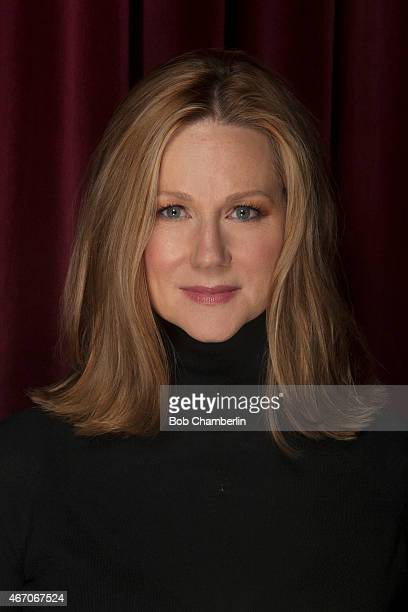 Actress Laura Linney is photographed for Los Angeles Times on March 3 2015 in Los Angeles California PUBLISHED IMAGE CREDIT MUST READ Bob...
