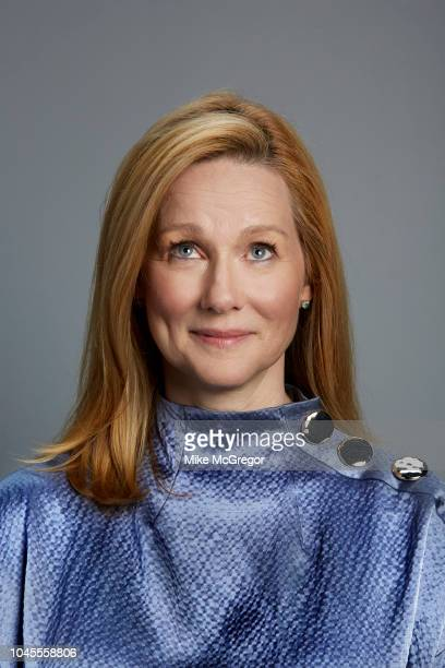 Actress Laura Linney is photographed for The Observer Magazine on May 17 2018 in New York City PUBLISHED IMAGE