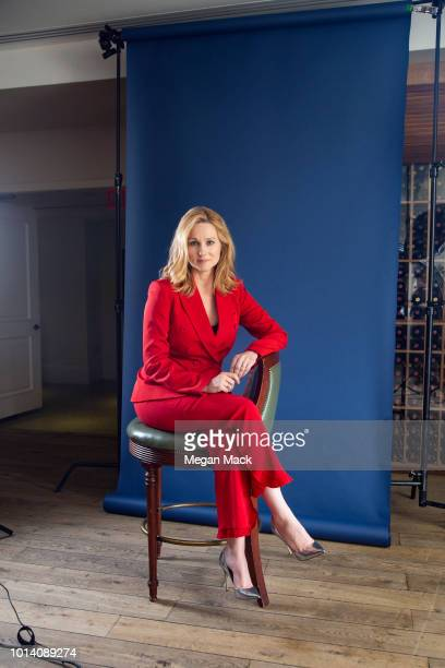 Actress Laura Linney is photographed for The Wrap on May 14 2018 in New York City