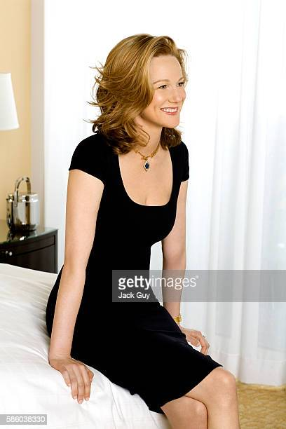 Actress Laura Linney is photographed in 2008