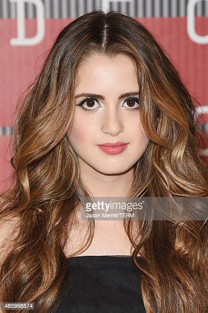 Actress Laura Marano attends the 2015 MTV Video Music Awards at Microsoft Theater on August 30 2015 in Los Angeles California