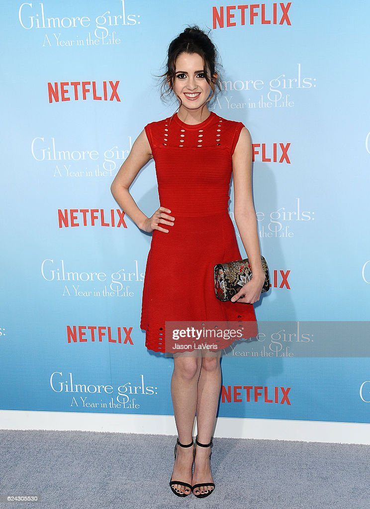 """Premiere Of Netflix's """"Gilmore Girls: A Year In The Life"""" - Arrivals : News Photo"""