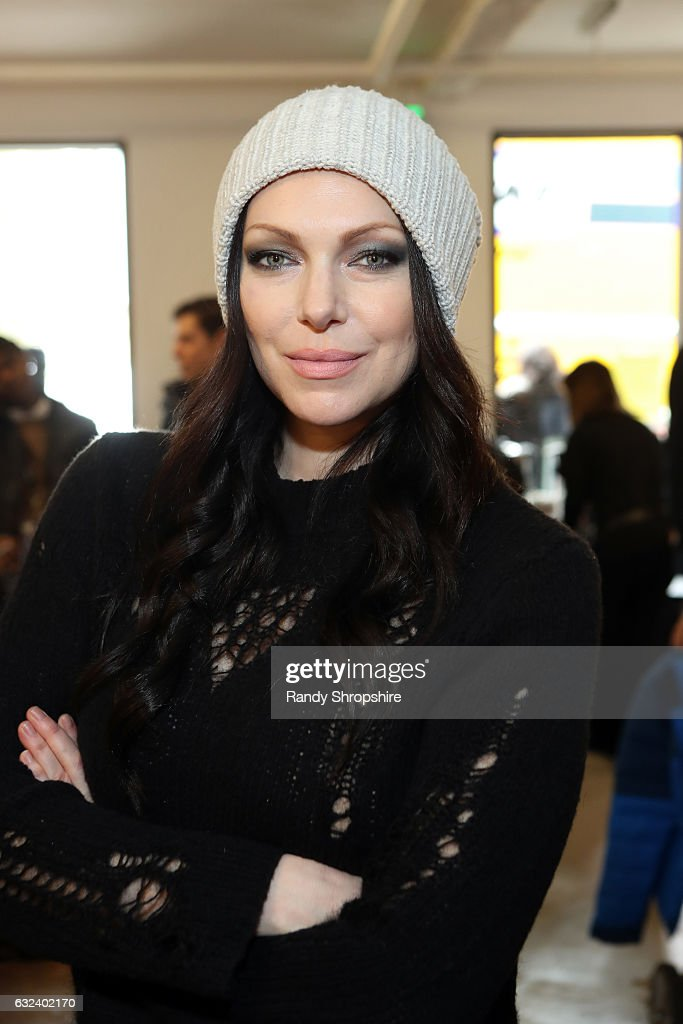 Actress Laura Prepon attends AT&T At The Lift during the 2017 Sundance Film Festival on January 22, 2017 in Park City, Utah.