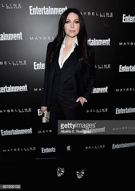 Actress Laura Prepon attends Entertainment Weekly's celebration honoring THe Screen Actors Guild presented by Maybeline at Chateau Marmont on January...