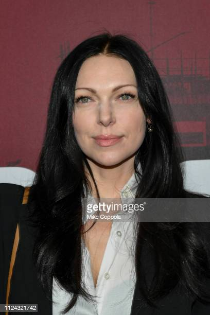 """Actress Laura Prepon attends Netflix's """"Russian Doll"""" Season 1 Premiere at Metrograph on January 23, 2019 in New York City."""