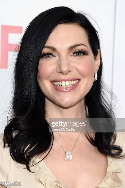 Actress Laura Prepon attends the Orange Is The New Black FYC screening at DGA Theater on August 11 2015 in New York City