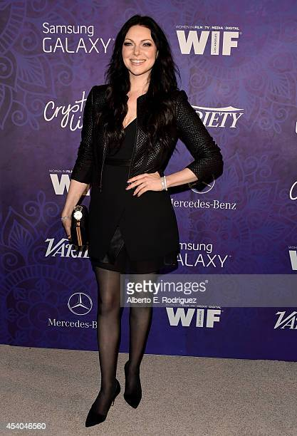 Actress Laura Prepon attends Variety and Women in Film Emmy Nominee Celebration powered by Samsung Galaxy on August 23 2014 in West Hollywood...