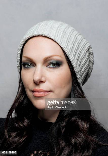 Actress Laura Prepon from the film The Hero is photographed at the 2017 Sundance Film Festival for Los Angeles Times on January 22 2017 in Park City...