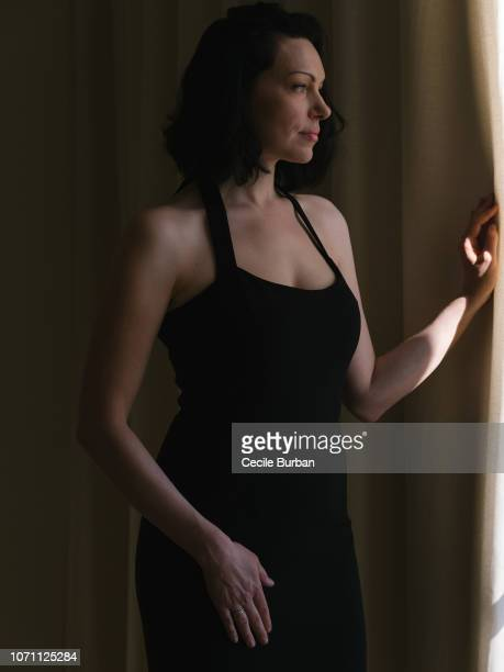 Actress Laura Prepon is photographed for Self Assignment on May 2018 in Cannes France