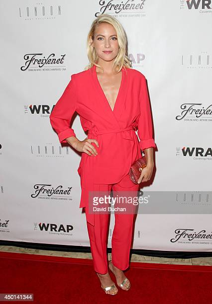 Actress Laura Ramsey attends TheWrap's First Annual Emmy Party at The London West Hollywood on June 5 2014 in West Hollywood California