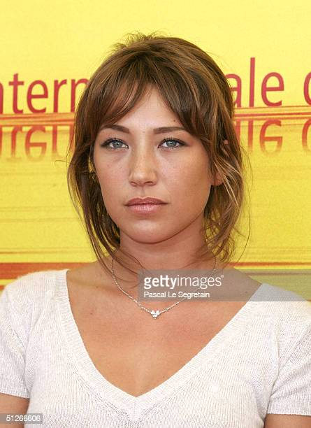 Actress Laura Smet attends the La Femme De Gilles Photocall at the 61st Venice Film Festival on September 6 2004 in Venice Italy