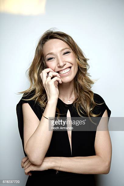Actress Laura Smet is photographed for Self Assignment on June 21 2014 in Cabourg France