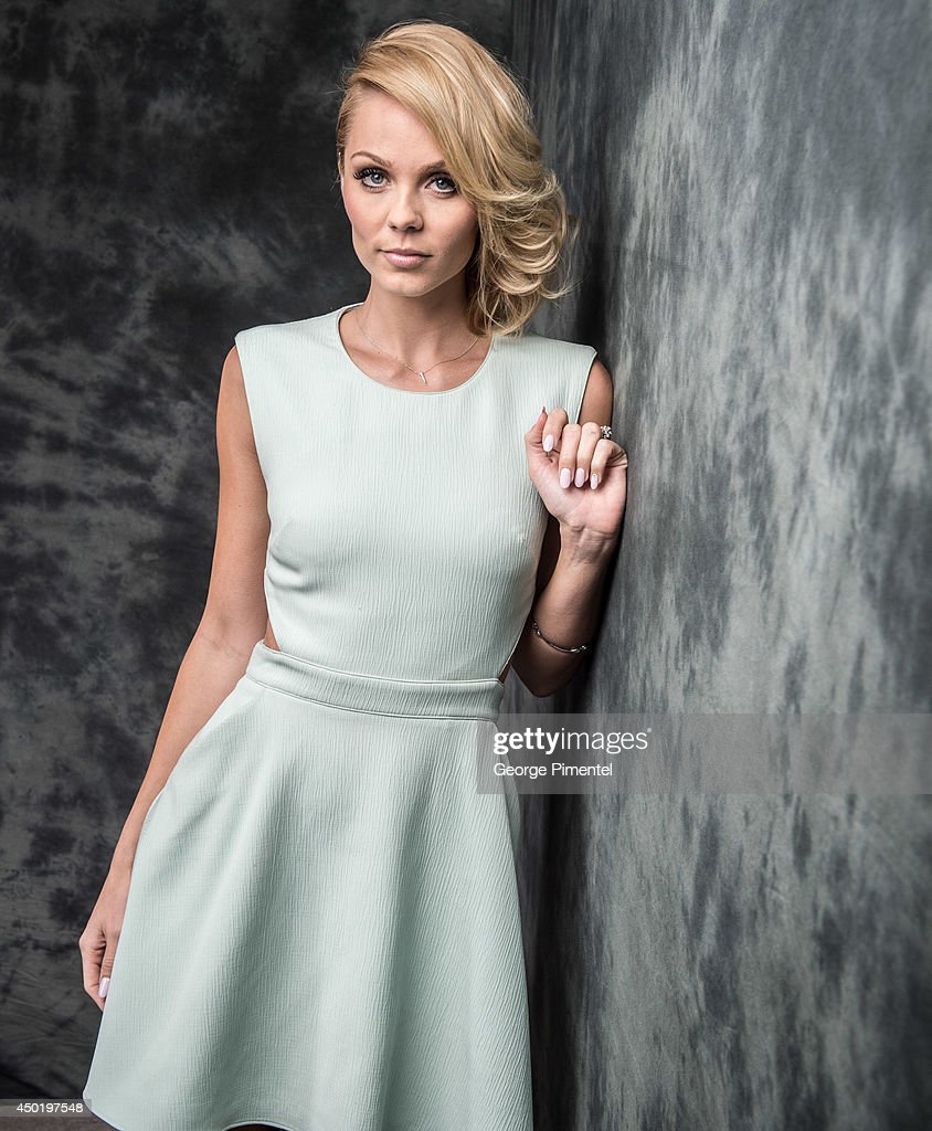 Actress Laura Vandervoort of Bitten poses for a portrait during CTV 2014 Upfront at Sony Centre for the Performing Arts on June 5, 2014 in Toronto, Canada.