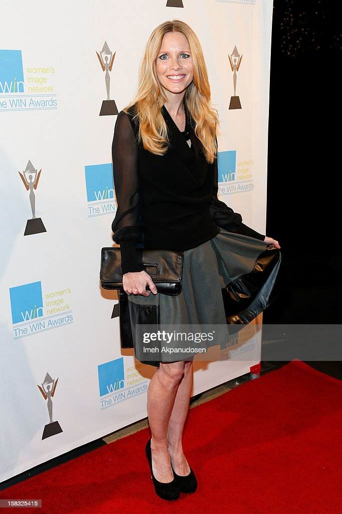Actress Lauralee Bell attends the 14th Annual Women's Image Network Awards at Paramount Theater on the Paramount Studios lot on December 12, 2012 in Hollywood, California.