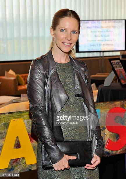 Actress Lauralee Bell attends the LA Modernism Opening Night Party to benefit PS ARTS providing arts education to 20000 students each week on April...