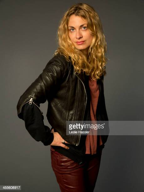 Actress Laure De Clermont Tonnerre is photographed on April 22 2013 in New York City