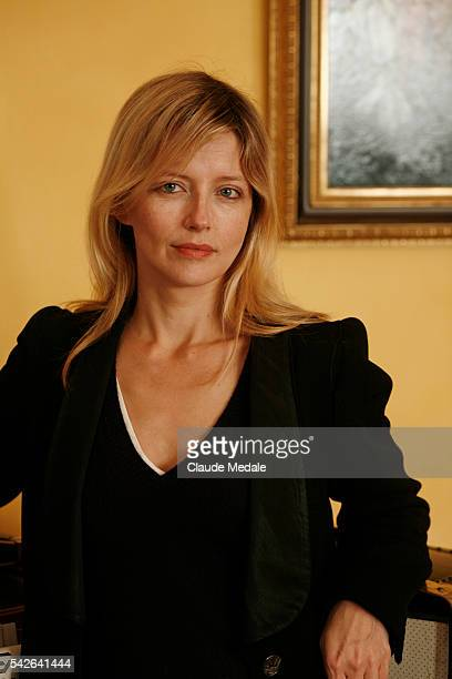 Actress Laure Marsac attends the 13th edition of the Festival of Young Directors in StJeandeLuz